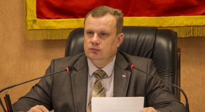 В Керчи состоялась внеочередная 107 сессия городского совета