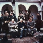 4 февраля – Годовщина Ялтинской конференции глав государств — союзников по антигитлеровской коалиции 1945 года