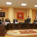 В городском совете прошла встреча республиканского профсоюза с профессиональным активом города