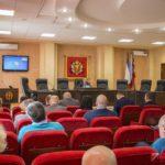 19 марта 2019 года состоится очередная 111 сессия городского совета