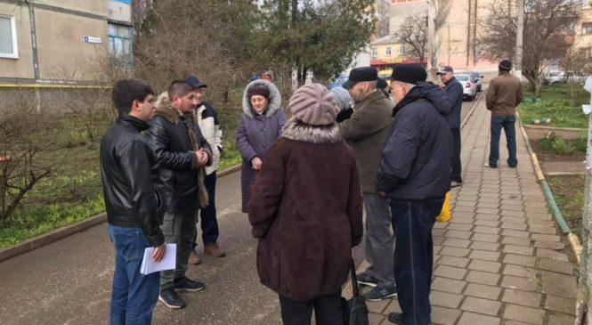 Евгений ЧЕПУРНОЙ провел очередной сход граждан на округе №12
