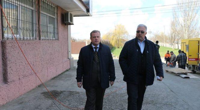 В центре города открыт абонентский отдел ГУП РК «Крымгазсети»