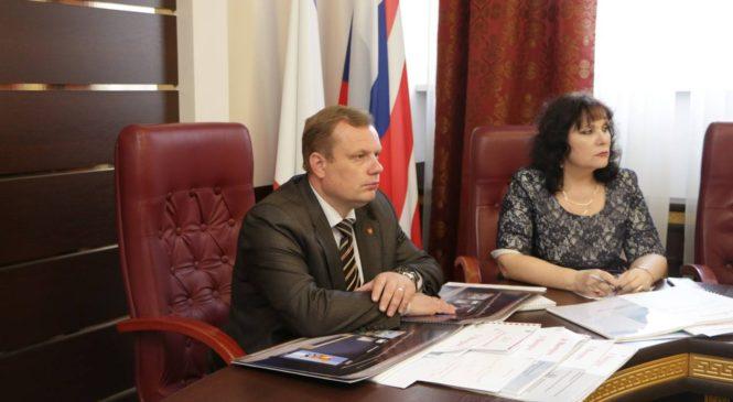 В Керчи прошло заседание Градостроительного совета