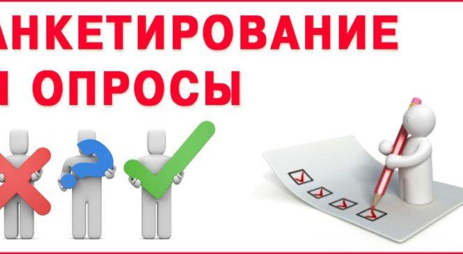 Опрос об эффективности деятельности органов власти по итогам 2019 года