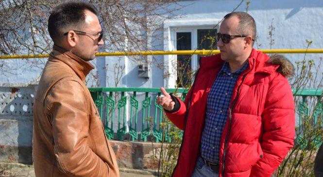 Депутат Вадим КУТУЗОВ провел очередной сход граждан на округе №6
