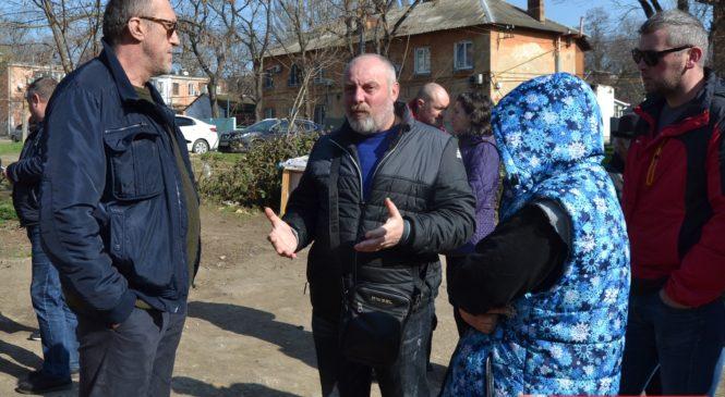 Депутат округа №4 Дмитрий АНДРОПУЛО провел сход граждан
