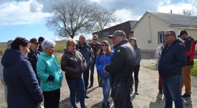 Депутат округа №4 Дмитрий АНДРОПУЛО провел сход граждан в поселке Аджимушкай