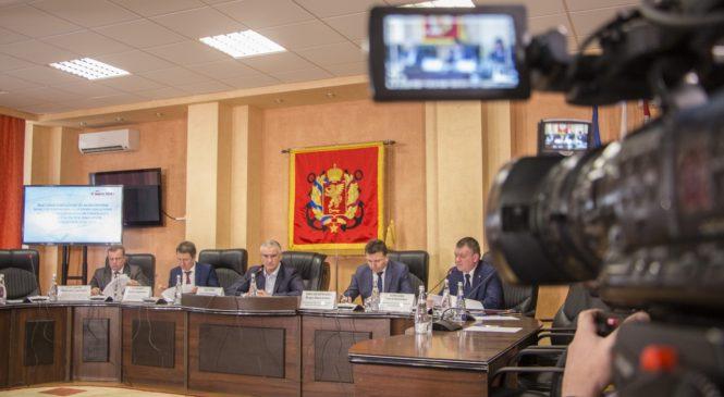 В Керчи прошло выездное заседание Совета Министров Республики Крым