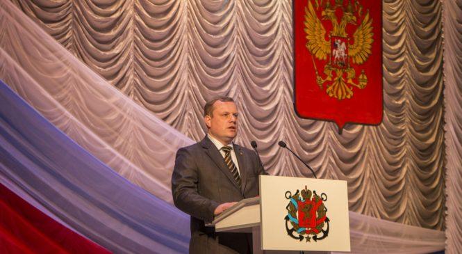 В Керчи прошла торжественная встреча «Пять лет по Московскому времени»
