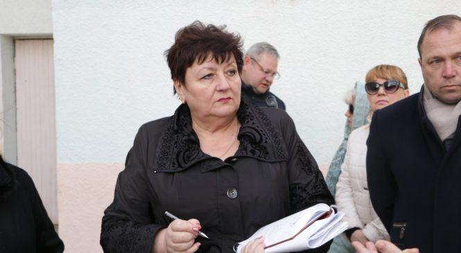 Ольга СОЛОДИЛОВА провела встречу с гражданами на округе