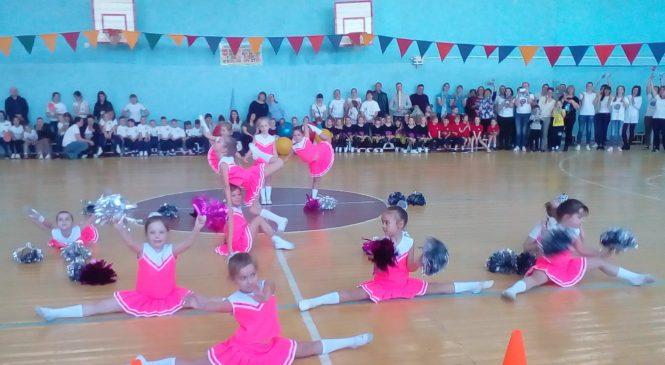 В Керчи проходят спортивные соревнования «Весёлые старты» среди дошкольников