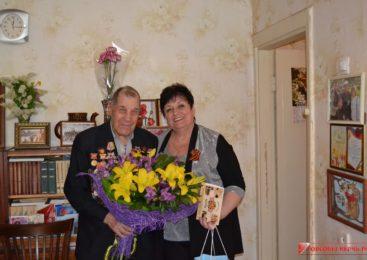 Почётный гражданин Керчи Александр ЛУБЕНЦОВ отметил свой день рождения