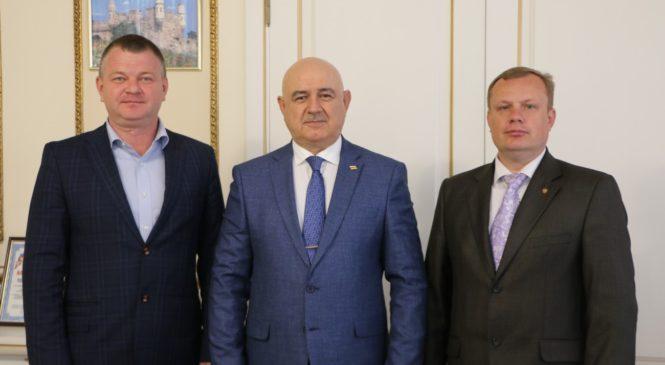 Керчь встретила делегацию из Южной Осетии