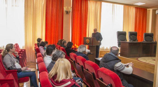 В Керчи прошло расширенное совещание по подготовке к выборам