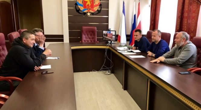 В Керчи заседала комиссия по сохранению историко-культурного наследия города