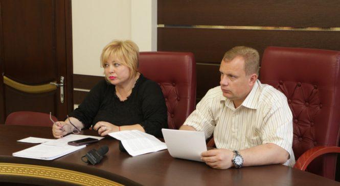 В Керчи прошло заседание общественного совета города