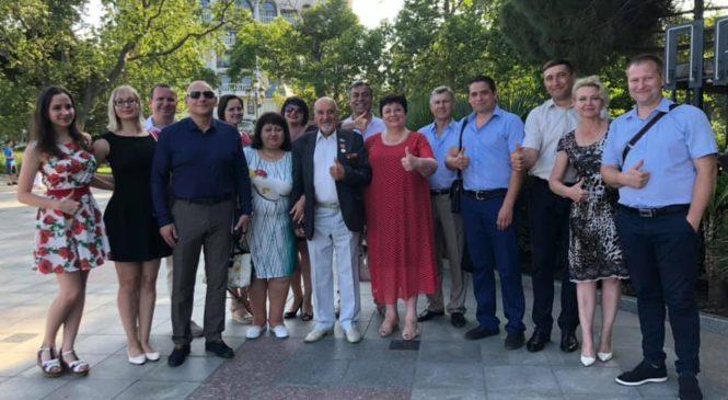 Керченские депутаты приняли участие в форуме «Великое русское слово» в Ялте