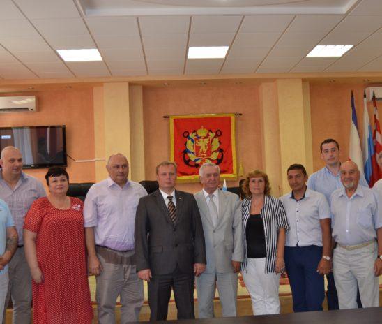 Керчь и Саратов подписали Соглашение о сотрудничестве
