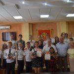 В Керчи наградили участников исторического образовательного квеста «Загадки городских улиц»