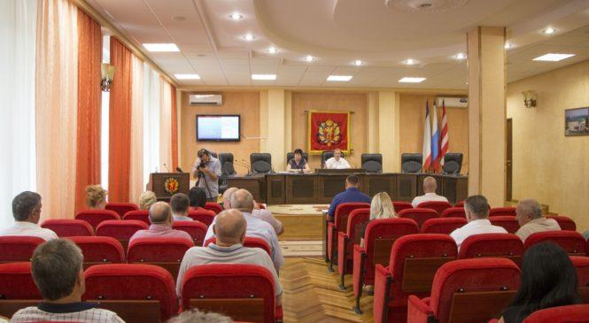 1 сессия II созыва горсовета состоится в 10:00 часов 26 сентября 2019 года