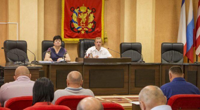 25 июля 2019 года состоится очередная 117 сессия городского совета
