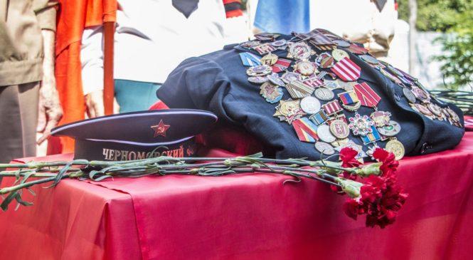 Керчь попрощалась с почетным гражданином города Александром ЛУБЕНЦОВЫМ