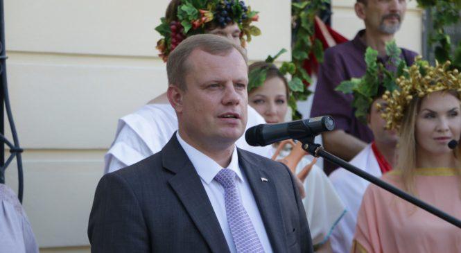 Глава муниципального образования принял участие в открытии пяти выставок в Картинной галерее