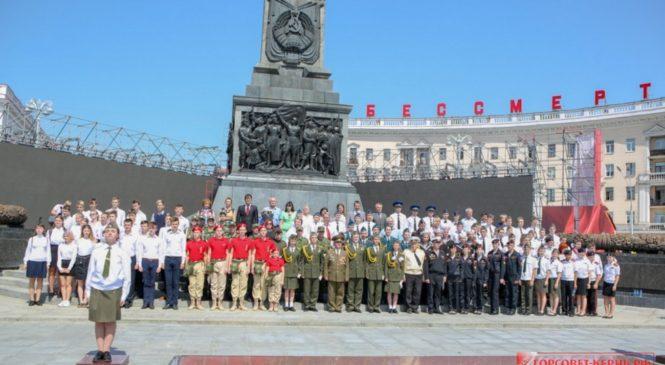 Учащиеся Керченского лицея искусств побывали в Беларуси
