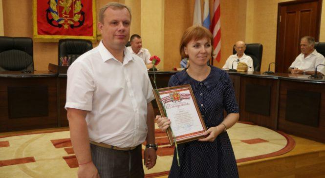 В Керчи чествовали ветеранов рыболовецкой отрасли