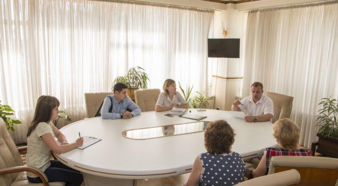 Николай ГУСАКОВ провел августовский прием граждан по личным вопроса