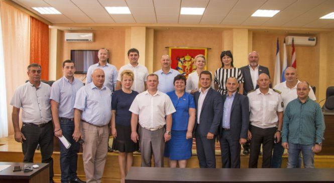 Состоялась 119 сессия Керченского городского совета
