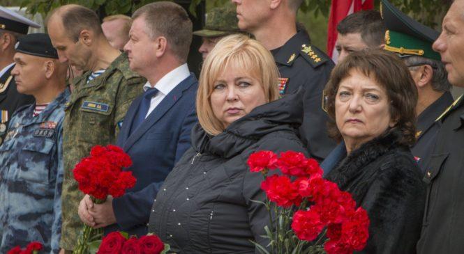 В Керчи захоронены останки 161 воина Великой Отечественной войны