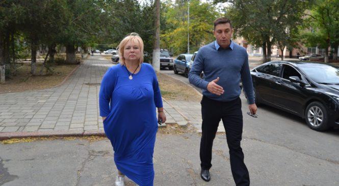 Мая ХУЖИНА осуществила объезд округа №14