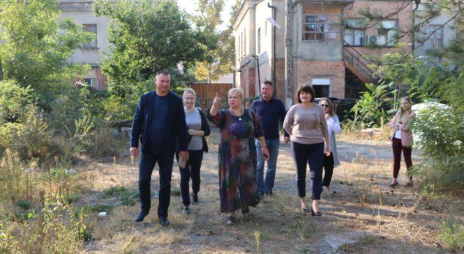 В Керчи создадут проект комплексной реконструкции одного из центральных районов