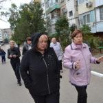Мая ХУЖИНА ознакомилась с проблемами округов №7, №9 и №10