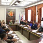 Мая ХУЖИНА провела расширенное совместное совещание с депутатами и ресурсниками