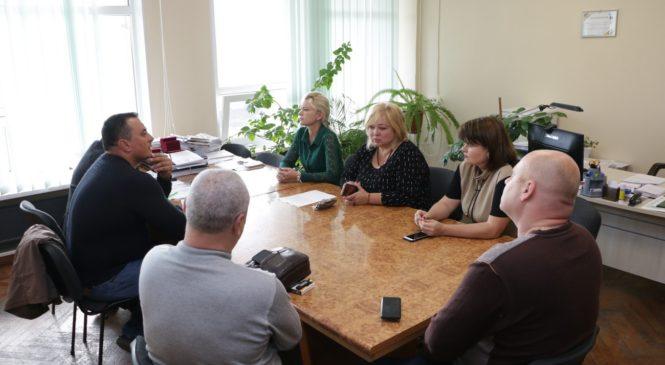 В горсовете заседала комиссия по вопросам местного самоуправления, депутатской деятельности, этики и межнациональных отношений