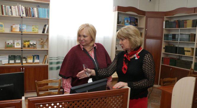 Керченская библиотека будет обновлена на 5 миллионов рублей