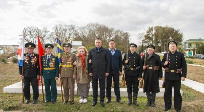 Керчь отметила 76-ю годовщину начала Керченско-Эльтигенской десантной операции 1943 года