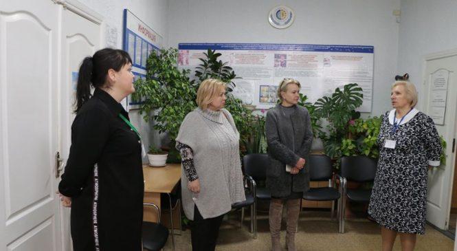 Мая ХУЖИНАознакомилась с работой регионального отделения Фонда социального страхования РФ по Крыму
