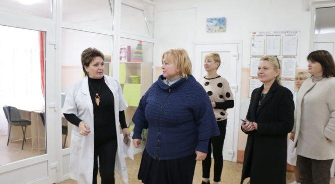 Мая ХУЖИНАпосетила Керченский психоневрологический интернат