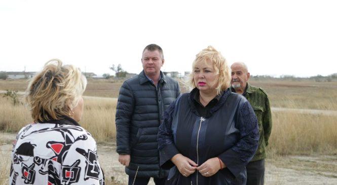 Городская власть решает проблему женщины проживающей в аварийном доме
