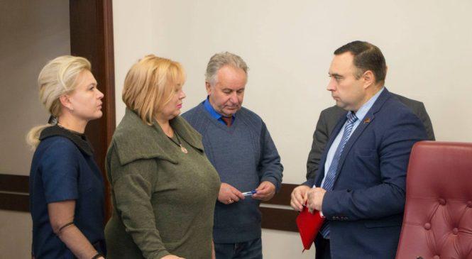 В Керчи провел прием граждан председатель Комитета по социальной политике и делам ветеранов Госсовета РК