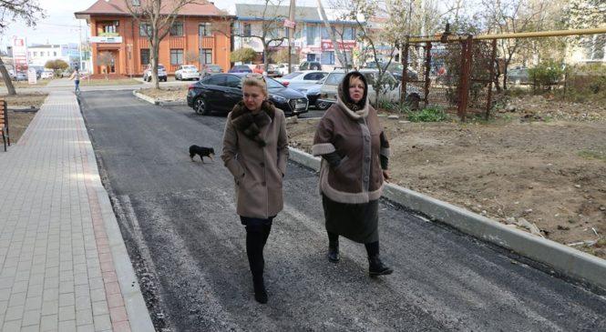 Керчь продолжает обновляться по программе «Формирование комфортной городской среды»