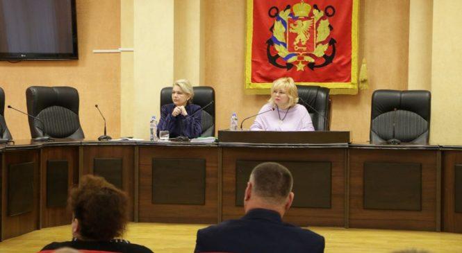 В Керченском городском совете состоялась очередная 8 сессия