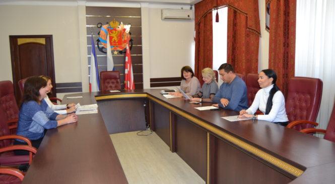 В Керчи заседала комиссия по проведению конкурсов или аукционов на право заключения договоров аренды