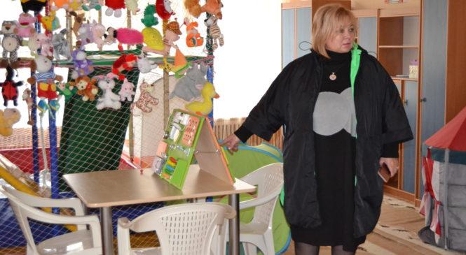 Мая ХУЖИНА посетила ГБСУ РК «Керченский социально-реабилитационный центр для несовершеннолетних»