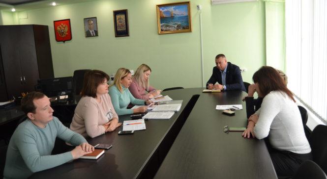 В Керчи прошло заседание аукционной комиссии