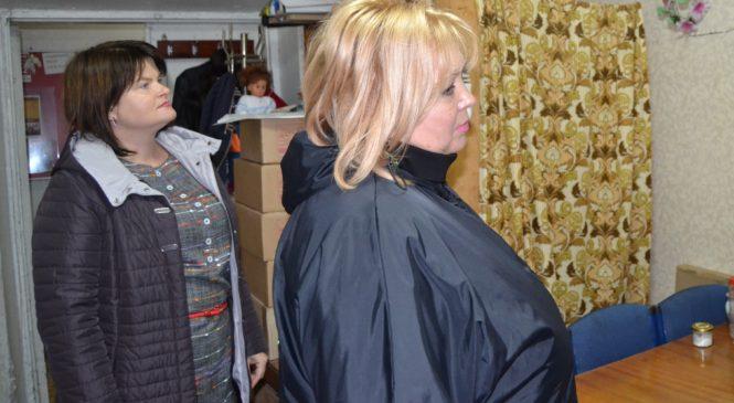 Глава муниципального образования ознакомилась с работой общества инвалидов