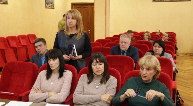 В городском совете прошли публичные слушания по проекту бюджета города на 2020-2022 годы